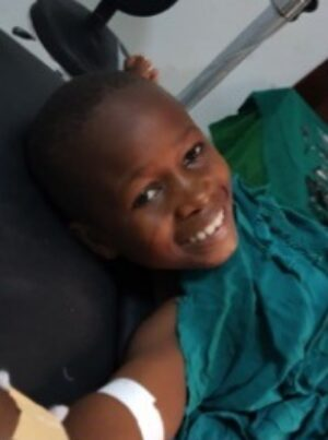 this smile from one of our patients makes it all worthwhile